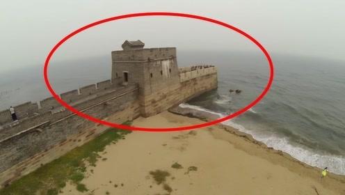 中国万里长城尽头竟在大海中?老外看后直呼:中国人太聪明了!