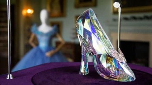 """日本工匠耗时8年,用嘴""""吹""""出一双水晶鞋,出巨款都不卖!"""