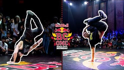 红牛世界街舞大赛2019全球总决赛第一比赛日