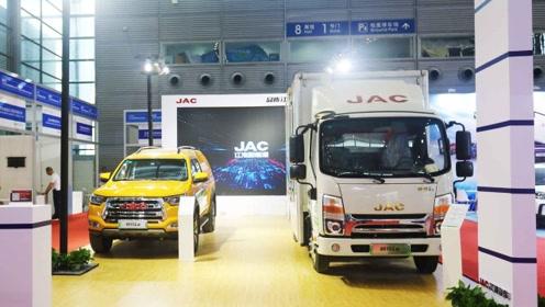 斩获品牌殊荣,江淮新能源商用车重磅出击深圳电动展览会
