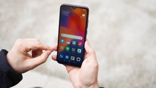 红米Note 8T真机上手体验,后置四摄表现惊艳!