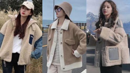 时髦又保暖 4套实用chic韩风穿搭 承包你整个秋冬的温暖