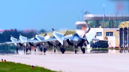 空军曝光大量歼-20、轰-6N等新型战机画面 驱离外机喊话霸气十足