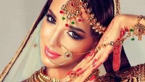 为什么印度女人鼻子上要挂个环?看完莫名的心酸!