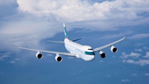 飞机从中国飞往美国,为什么不跨越太平洋?看完涨知识了