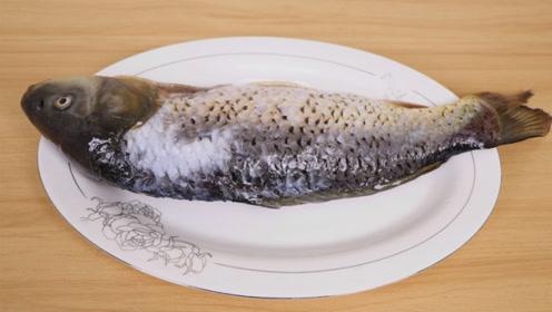 处理过的鱼不要直接放冰箱,教你最正确保存方法,放几个月都新鲜