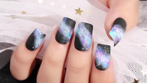 繁星点点 深邃银河