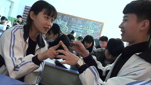 自古班级出大神,没有最神只有更神,是不是每个班都有这样的同学?