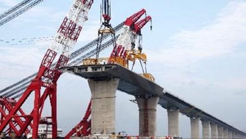 平均海水深度37米,港珠澳跨海大桥,建筑师是如何桥墩建造的?
