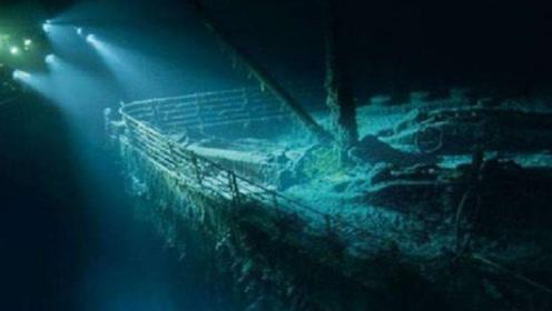 真实的泰坦尼克号,专家推测,11年之后将彻底消失!