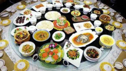 """中国最顶级的宴席,""""国宴""""的标准是怎样的?要求不是一般高啊!"""