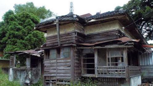 日本一直是人多地少,为啥当地有大量的废弃房子?看完后就全明白