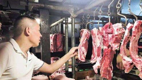 为什么猪肉摆着卖,而牛羊肉却挂着卖?看完长知识了!