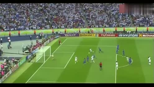 06世界杯,齐达内无解勺子点球威震八方,经典中的经典!