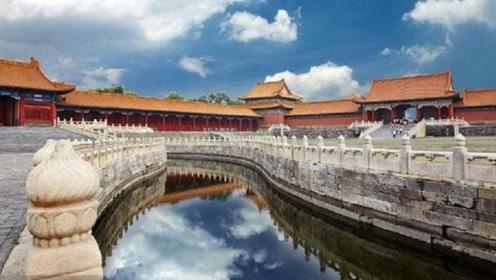 """这条""""金蛇""""藏在紫禁城内600年,至今依然守护着故宫,不离不弃"""