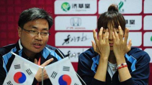 她放弃中国籍入韩国,认韩国教练当父亲还抵抗中国,如今报应来了