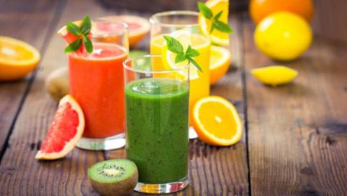 冬季给孩子喝果汁,营养师提醒这3个注意事项,增强孩子抵抗力
