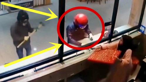 本以为只是遭遇抢劫!老板调取监控,发现并不简单!