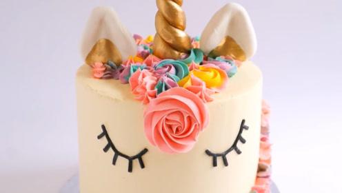 美国女子为女儿过生日,定制梦幻独角兽蛋糕,看到实物却极为丑陋!