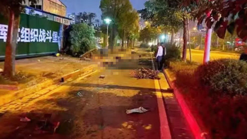 无证毒驾!桂林一90后驾车冲撞两电动车致3死2伤