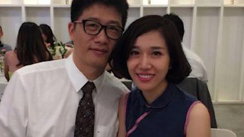 香水皇后胡杨林透露丈夫病危,结婚3年无子,曾因恨嫁不断换男友
