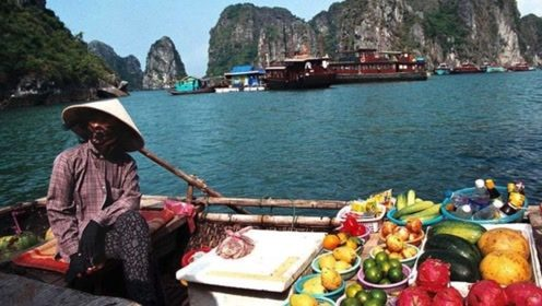 拒绝中国高铁和游客,却希望中国购买他们水果,网友:双标