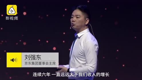 刘强东业绩会发声:坚信技术服务会成为业务收入主要增长动力