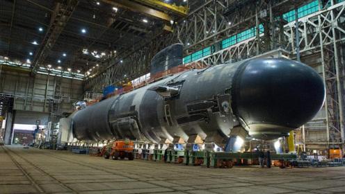 """船厂造假!吸声涂层存在严重质量问题,弗吉尼亚级潜艇一直在""""裸奔"""""""