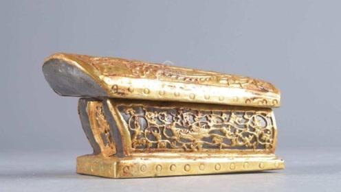 太原挖出了一口黄金棺材,里面到底放了什么,让所有专家不敢开棺