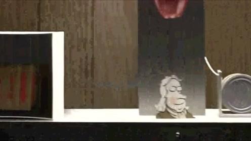 牛顿躺枪,趣味哥德堡连锁反应