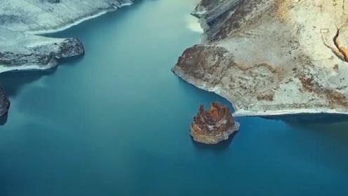 """""""明媚""""的班公湖,却有着三种不同的水质,到底是为何呢?"""