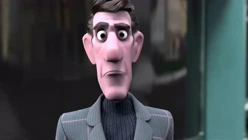 一个暖心动画短片《冷漠先生》 太暖了 时间较长 建议先马再看