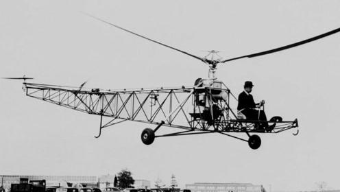 垂直自由飞行的梦想种在少年心中!工程天才的垂直起降之梦!