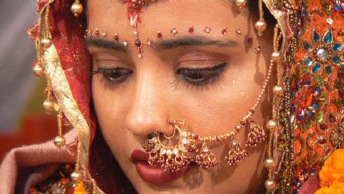 为什么在印度街头,不能和戴鼻环的女性搭讪?导游:不怕麻烦就去!