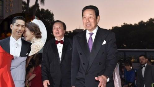 听到女婿名字 林志玲爸爸灿笑秒竖拇指大赞:AKIRA很棒!