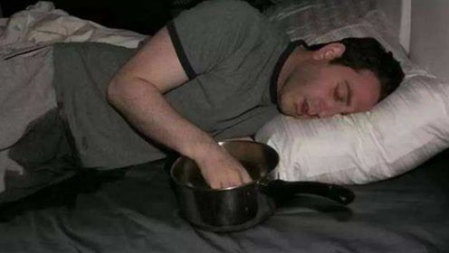 人在睡觉时,手碰到温水会发生这种可怕的事,看完不要尝试!