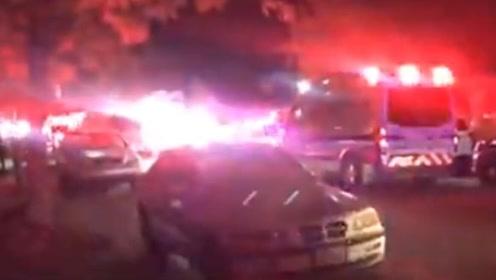 可怕!美国一家人看足球赛时 被一群歹徒闯进屋直接枪杀 4人死亡