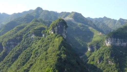 贵州大山发现一尊山体大佛!头部比乐山大佛还高4米,网友:神奇