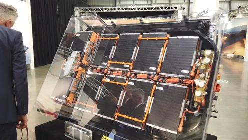 福特Mustang Mach-E的电池组接近100kWh