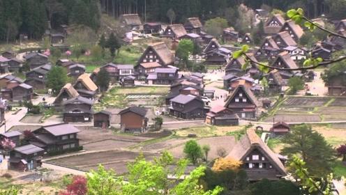 日本村庄防火神招,第一次见到这么厉害的一招,太佩服设计师的脑洞