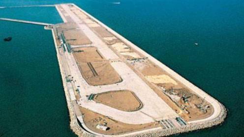 造价超300亿!中国首座海上国际机场,人工填海造岛震撼全球