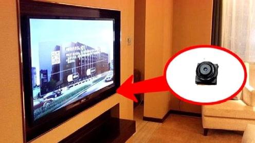 """为何住""""酒店""""进门第一件事,拔掉电视机电源?看完大家要注意了"""