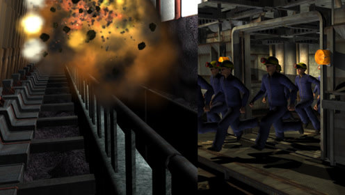 动画 国家煤矿安监局通报平遥爆炸事故:主要负责人利欲熏心