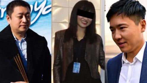 王晶否认阻止女子离开酒店 称她主动骑坐高云翔腿上