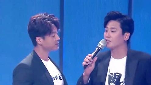 """凌潇肃曝""""你好骚啊""""是原创 洪世贤这句名言剧本里没有"""