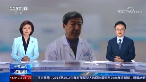 医生看过父亲最后一眼重返手术台