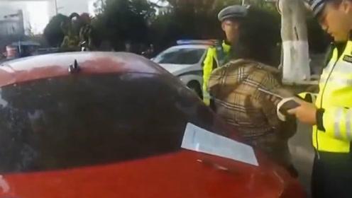 90后奔驰女司机2年酒驾3次被查:我不是给你绩效吗?