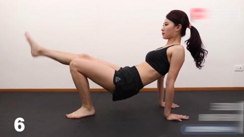 超有效的爆汗有氧运动,每天跟着做,脂肪减少不是梦