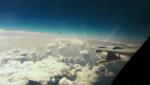 战神喊话:我是中国空军,正在国际空域飞行