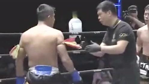邱建良成为世界第一之战,中国坦克名不虚传,连环重拳猛击前冠军
